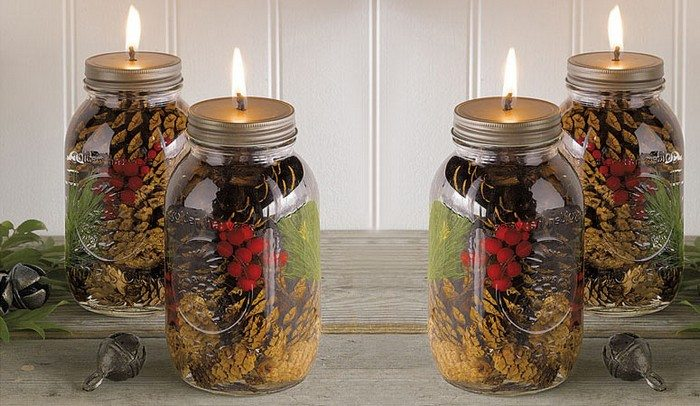 Make your own scented mason jar candles | Craft projects for every fan!