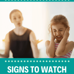 signs of bad parenting