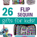 reverse sequins/flip sequin gift guide for christmas/gift guide for kids of all ages