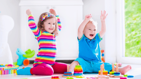 Ultimate List Of Toddler Activities