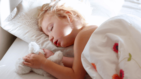 How We Got Our Toddler To Sleep Alone