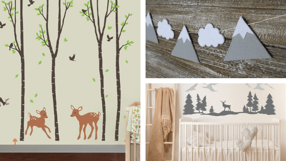 Woodland Nursery Decor: Ideas For A Woodsy Baby Room