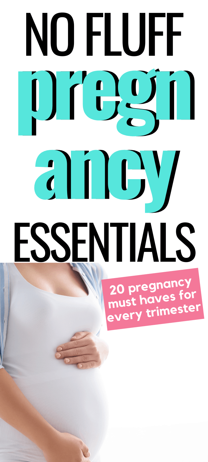 pregnancy must haves for first trimester/pregnancy must haves