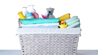 FREE Baby Stuff (over $500 worth of baby+new mom stuff for free!)