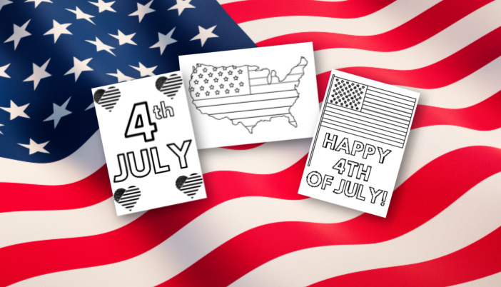 4th of july coloring pages/independence day coloring pages