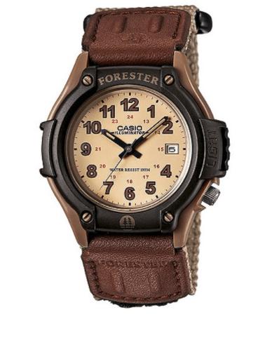 Casio Forester Analog Sport Watch