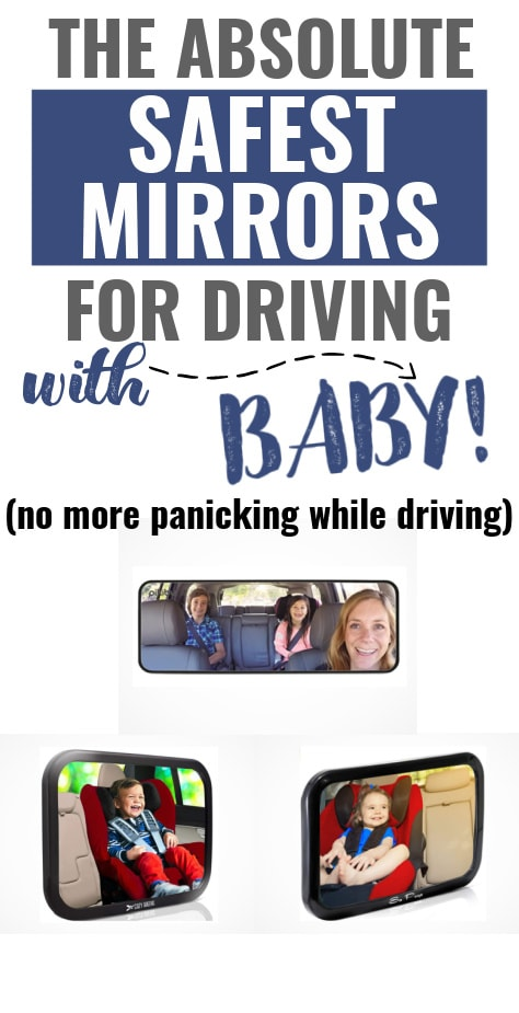 Are Baby Car Mirrors Safe?