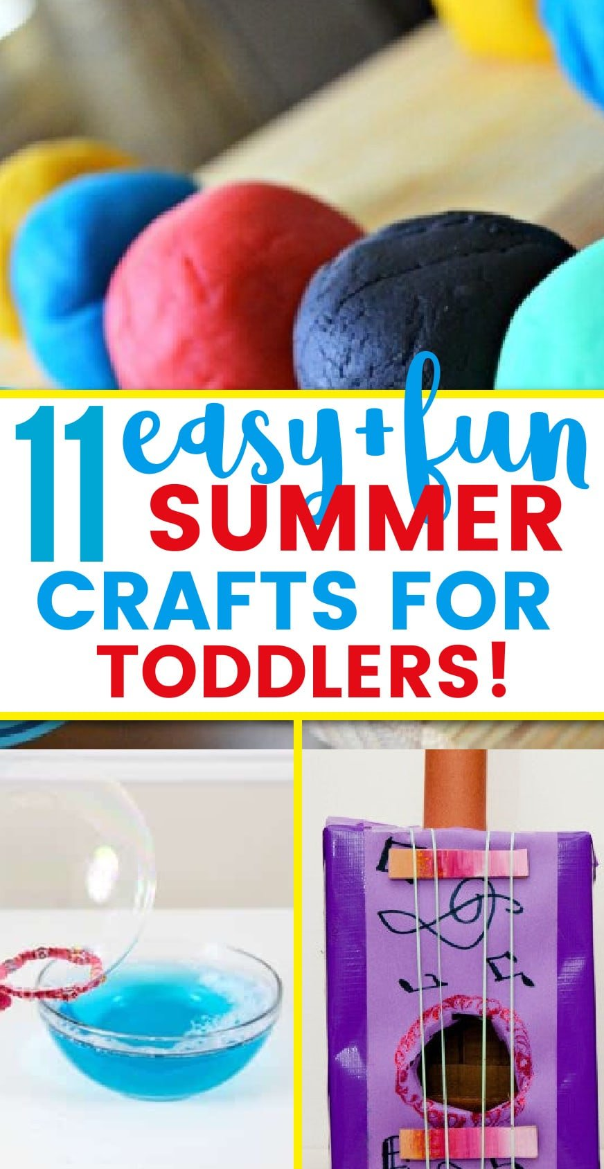 fun art projects for 2 year olds