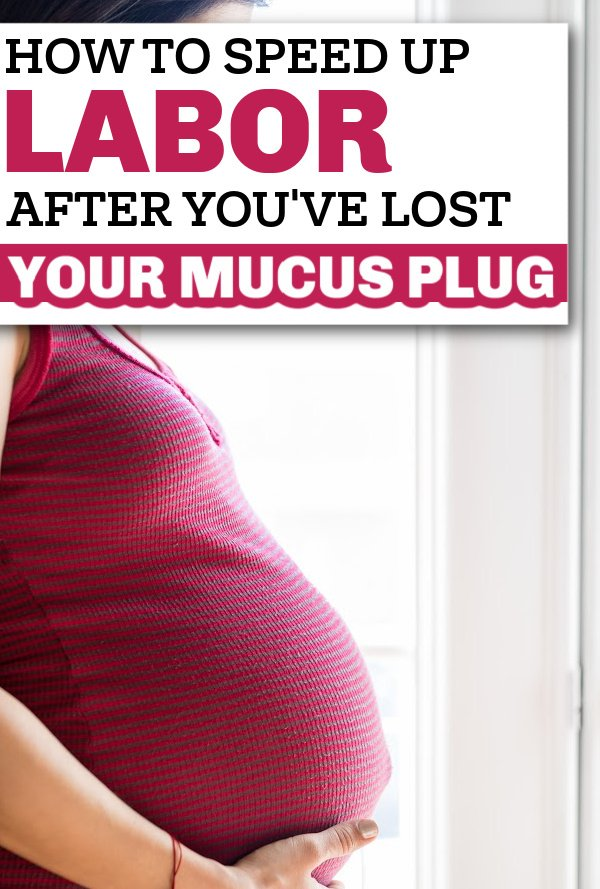how long does labor start after losing mucus plug