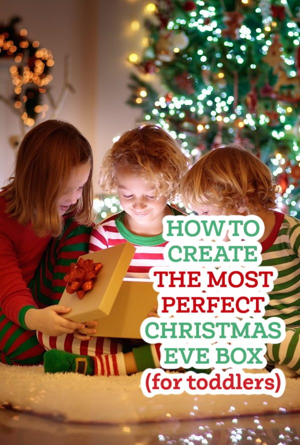 best things for kids christmas eve box